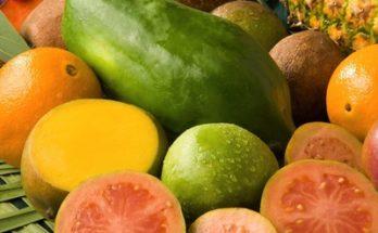 Paniers de fruits