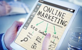 Infographie Marketing Online