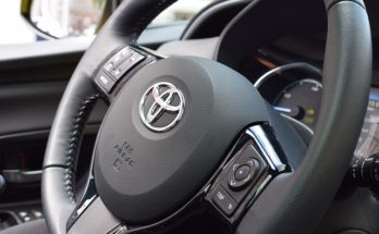 Volant Toyota Yaris