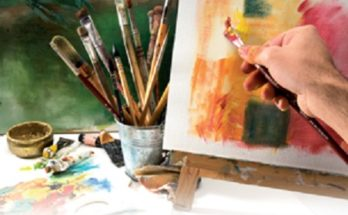 peinture a l'huile