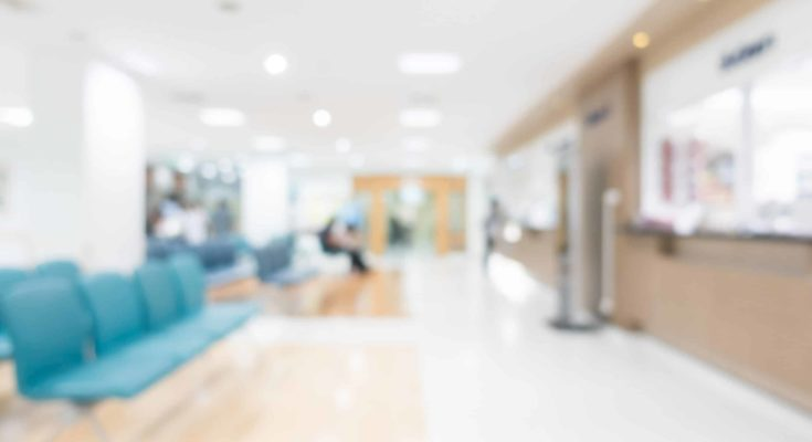La PSR de l'hôpital Ducuing