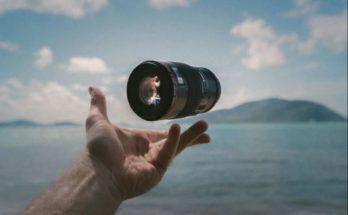 focale d'un appareil photo