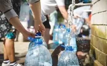 problèmes de l'accès à l'eau